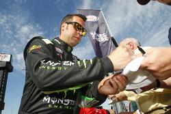 Sam Hornish Jr., Joe Gibbs Racing Toyota