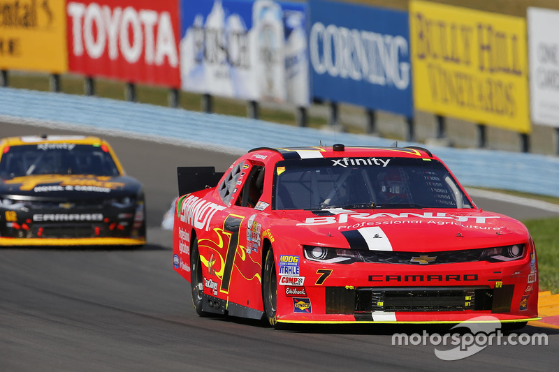 Justin Allgaier, JR Motorsports Chevrolet