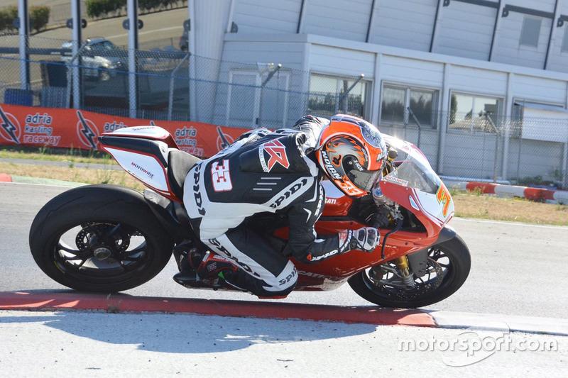 Marco Melandri, Aruba.it Racing, Ducati