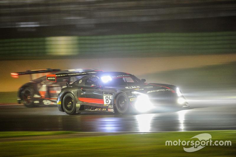 #84 HTP Motorsport Mercedes AMG GT3: Maximilian Buhk, Dominik Baumann