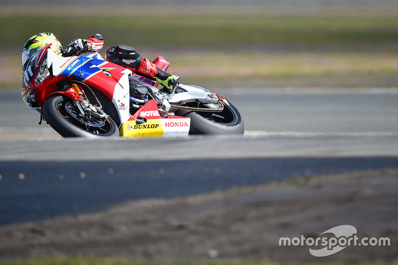 #111 Honda Endurance Racing: Julien da Costa