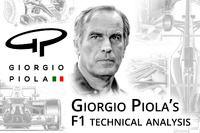 F.1 analisi tecnica di Giorgio Piola