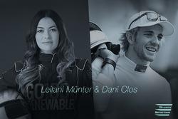 Leilani Münter, Dani Clos, Electric GT Championship