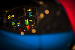 Steering wheel #67 Ford Chip Ganassi Racing Team UK Ford GT: Andy Priaulx, Harry Tincknell