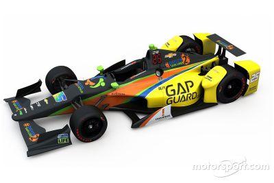 Anuncio de piloto KV Racing Technology