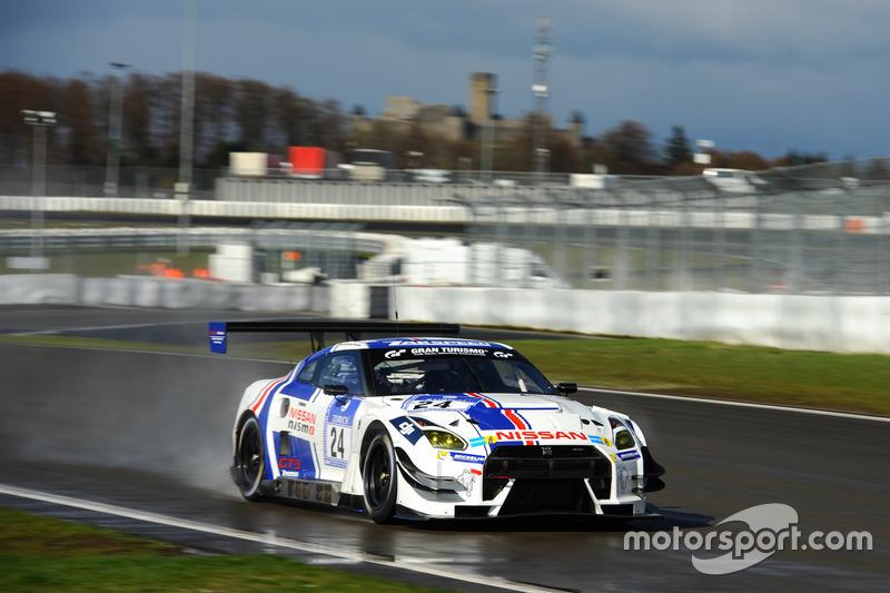 #24 Team Zakspeed, Nismo GT-R GT3