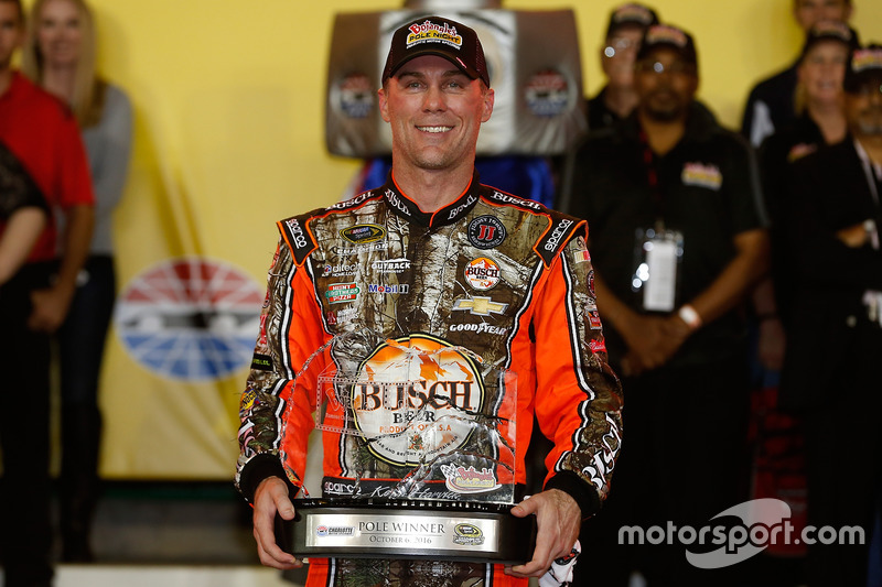 Charlotte: Kevin Harvick (Stewart/Haas-Chevrolet)