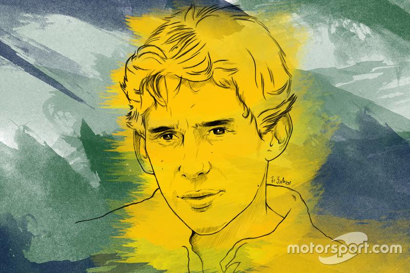 In memoriam - Ayrton Senna (1960 - 1994)