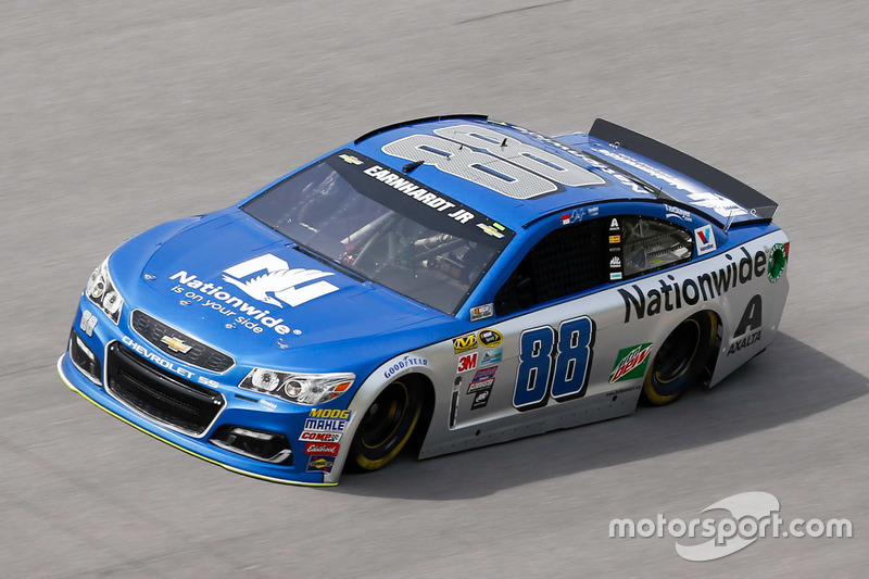 #1: Dale Earnhardt Jr. (Hendrick-Chevrolet)