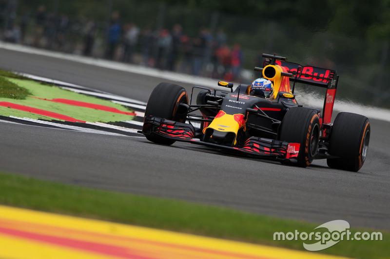 4. Daniel Ricciardo, Red Bull Racing RB12