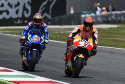Marc Márquez, Repsol Honda Team, Maverick Viñales, Team Suzuki MotoGP