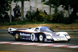 Hans-Joachim Stuck, Derek Bell, Al Holbert, Porsche 962C