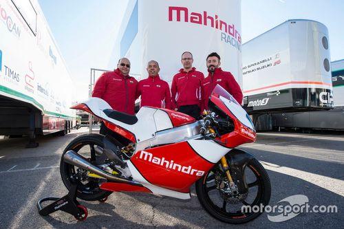 Annonce Max Biaggi et Mahindra Racing