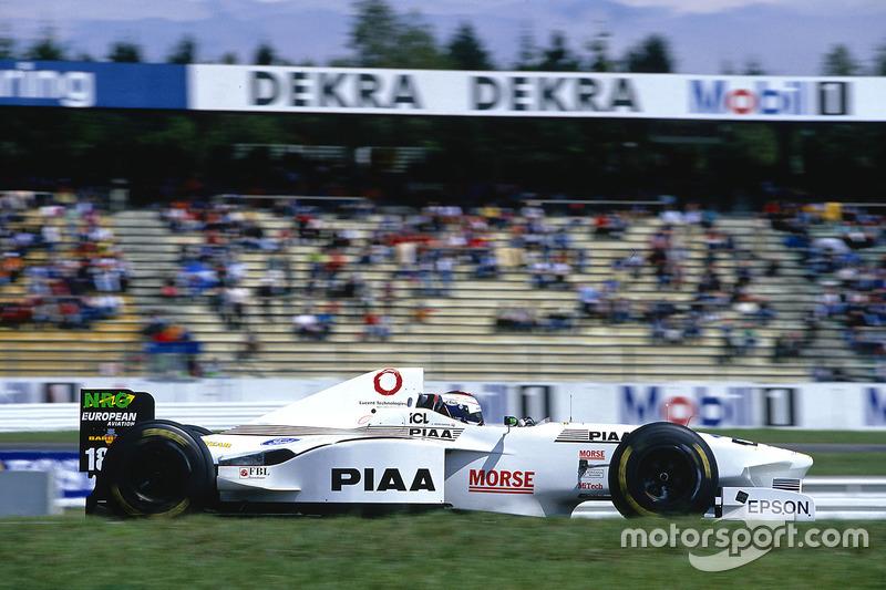 1997 – Формула 1, Tyrrell Ford