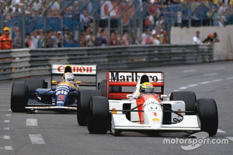 1992: огорчение Монако