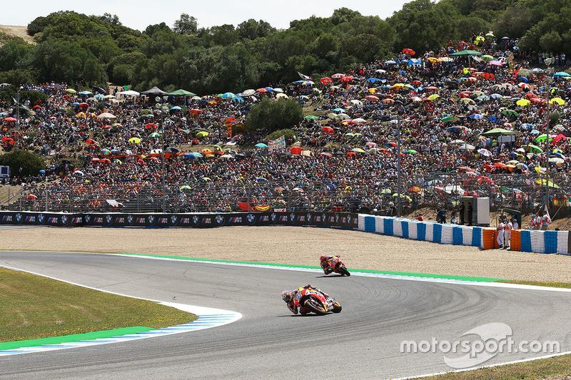 El GP de España, en Jerez, será como siempre la puerta de Europa