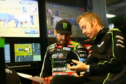 Tom Sykes, Kawasaki Racing guarda la nuova maopola del gas