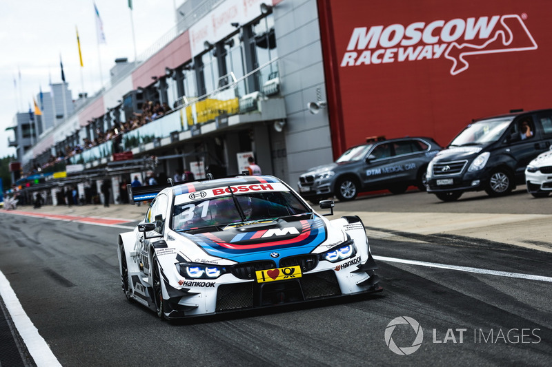 Том Бломквіст, BMW Team RBM, BMW M4 DTM