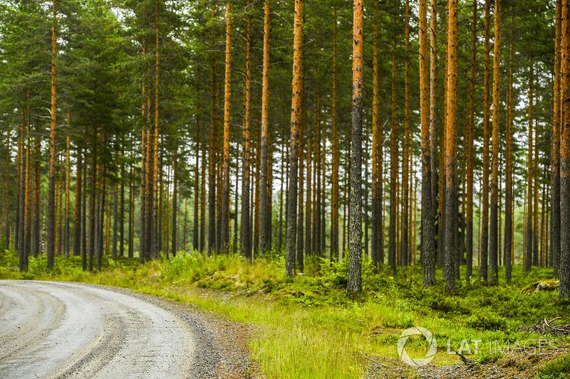 Атмосфера на Ралі Фінляндія