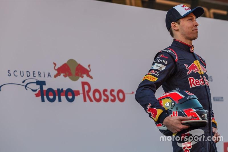 Una sorprendente tercera etapa de Daniil Kvyat en Toro Rosso parece más posible que nunca