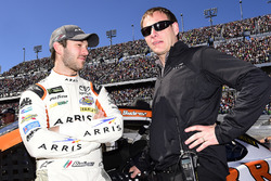 Daniel Suárez, Joe Gibbs Racing Toyota, Dave Rogers