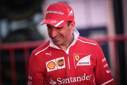 Marc Gene, Ferrari piloto de prueba
