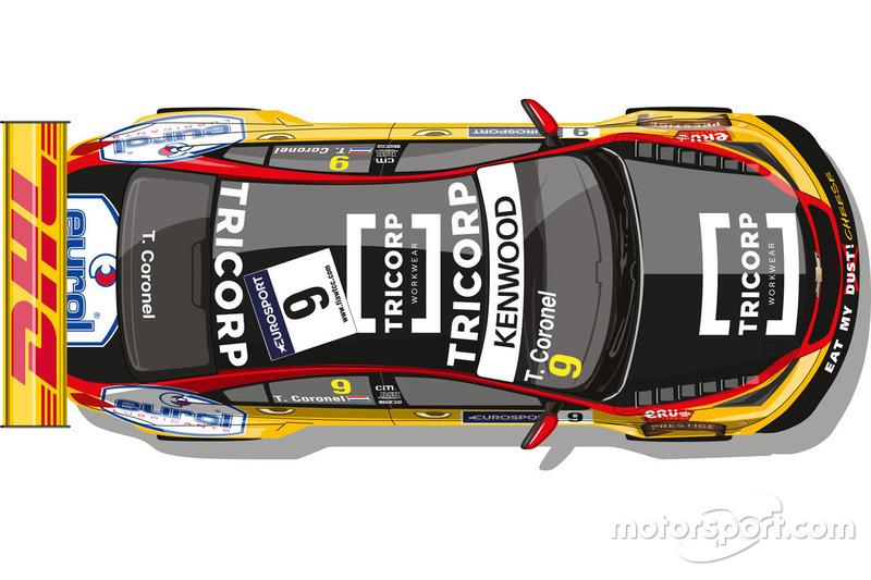 Bekanntgabe: Tom Coronel, ROAL Motorsport