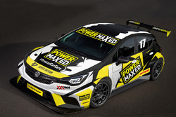 Vauxhall Astra with Power Maxed Racing