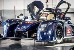 #52 PR1 Mathiasen Motorsports, Gibson Ligier JS P217: Michael Guasch, Tom Kimber-Smith, Jose Gutierr