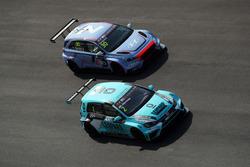 Jean-Karl Vernay, Leopard Racing Team WRT, Volkswagen Golf GTi TCR, Gabriele Tarquini, BRC Racing Team, Hyundai i30 N TCR