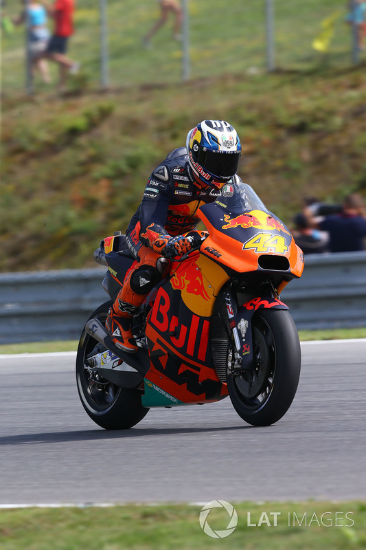 Пол Еспаргаро, Red Bull KTM Factory Racing