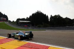 Mick Schumacher im Benetton B194