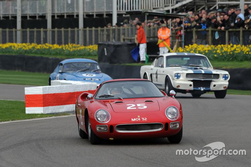 Graham Hill Trophy, Pearson, Ferrari 250LM