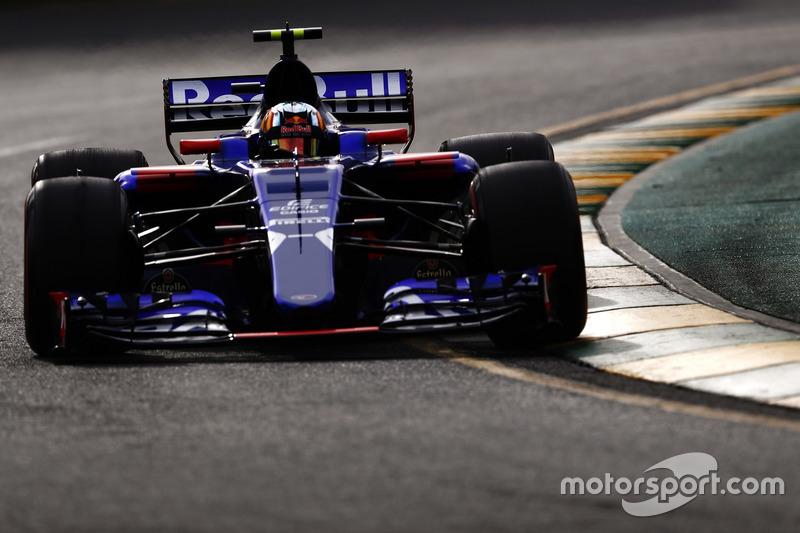 8. Carlos Sainz Jr., Scuderia Toro Rosso STR12