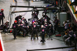 Пит-стоп: Ромен Грожан, Haas F1 Team VF-17
