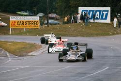 Ronnie Peterson, Lotus 72E Ford, Niki Lauda, BRM P160E, Jody Scheckter, McLaren M23 Ford