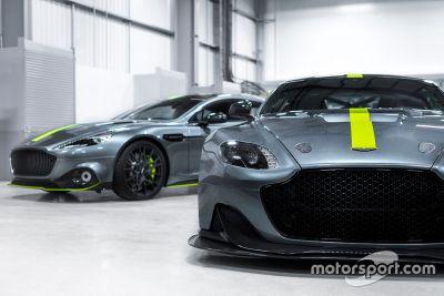 Aston Martin, AMR açıklaması