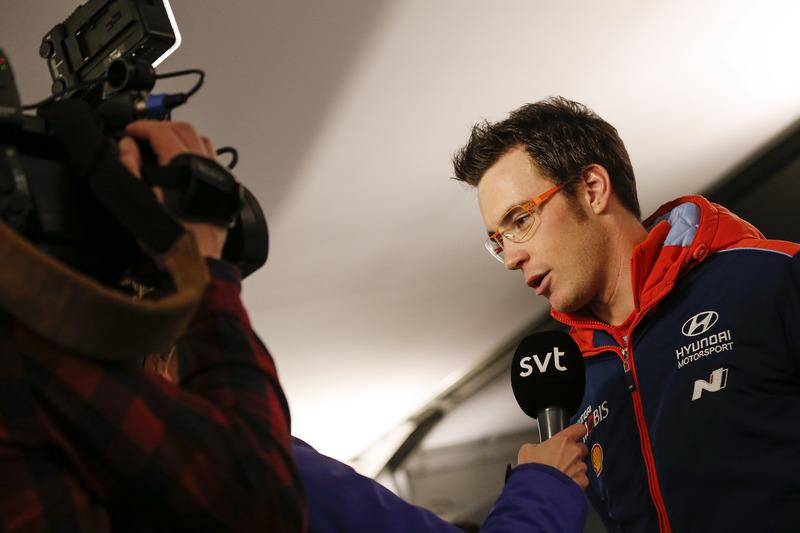 Thierry Neuville,Hyundai Motorsport