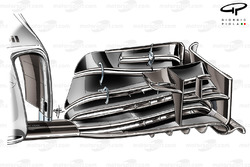 McLaren MP4-29 new front wing (First iteration of a Peter Prodromou inspired design)