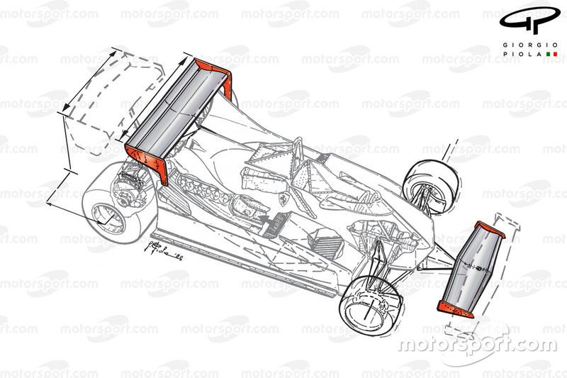 Modifikasi Ferrari 312T5, GP Monako 1980
