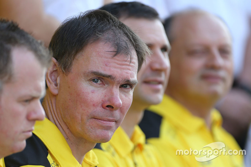 Alan Permane, Renault Sport F1 Team Trackside Operations Directo