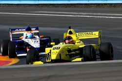 Nikita Lastochkin, Team Pelfrey, Victor Franzoni, Juncos Racing