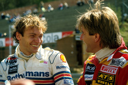 Stefan Bellof, Tyrrell, Manfred Winkelhock, ATS