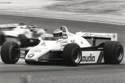 Il Gran Premio di Svizzera del 1982 fu vinto a Digione dalla Williams FW08-Cosworth del finlandese Keke Rosberg