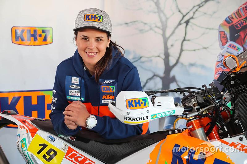 Laia Sanz, KTM