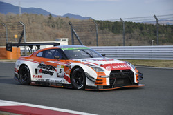 #5 Mach MAKERS GTNET Nissan GT-R, Super Taikyu