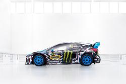 El coche de Ken Block, Hoonigan Racing Division, Ford Focus