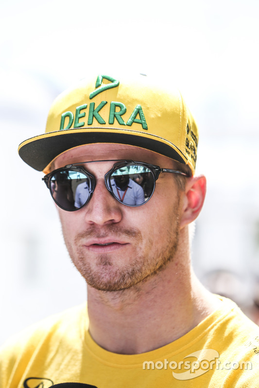Нико Хюлькенберг, Renault Sport F1