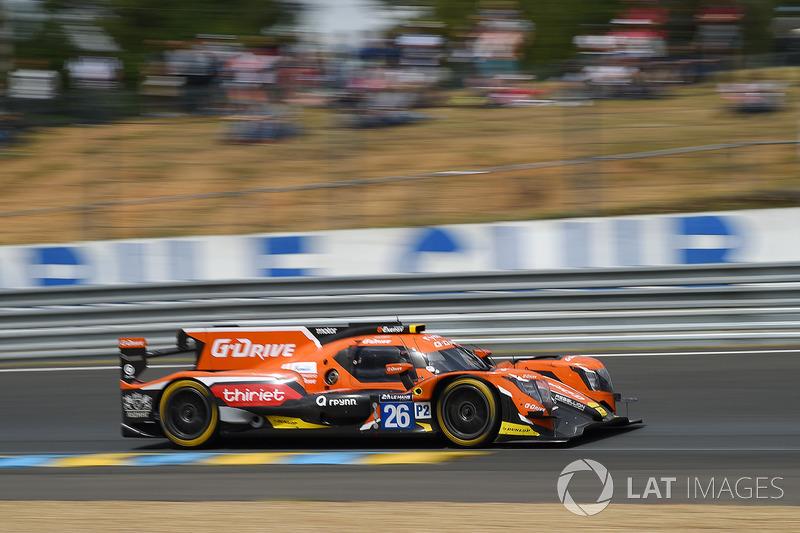 LMP2: #26 G-Drive Racing, Oreca 07 Gibson