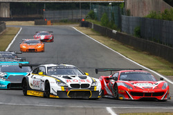 #98 Rowe Racing BMW M6: Стеф Дусселдорп, Джесс Крон